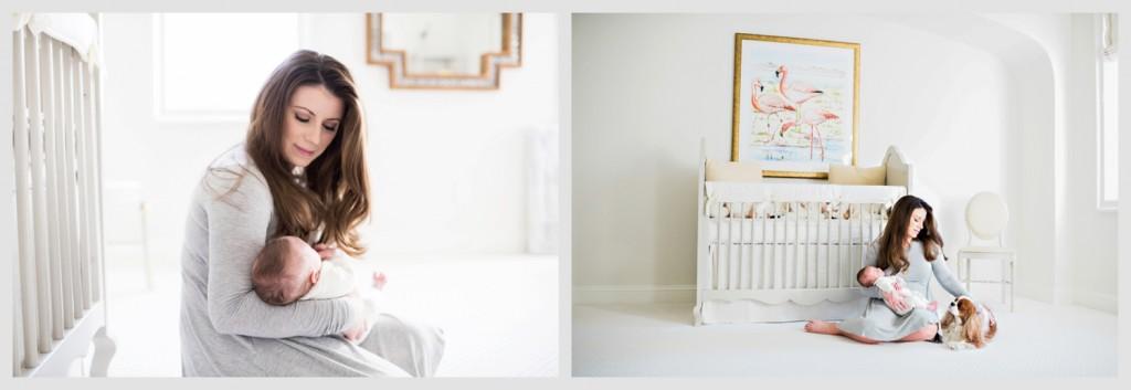 Dallas Newborn Lifestyle Photographer